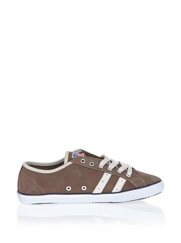 POLO S Uomo Suede Sneaker Baxter2 U ASSN Marrone fZw1xqn5P