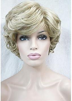 GSP-alto grado peluca de pelo sintético nuevas tendencias de ...