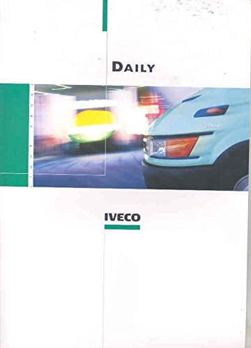 1999 Iveco Daily Light Truck Brochure