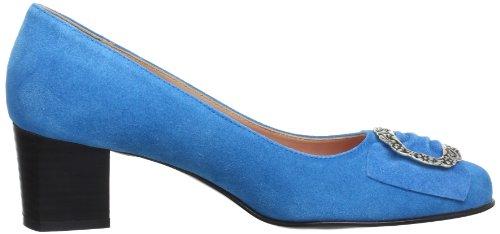 Diavolezza Womens CELINE Pumps Türkis (Turquoise) aI4ic68BnK