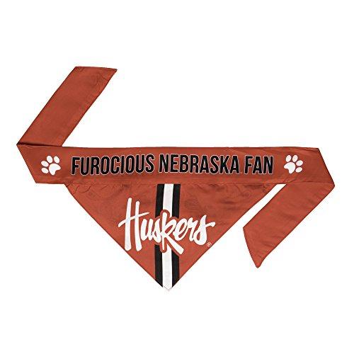 NCAA Nebraska Cornhuskers Pet Bandanna, XS ()