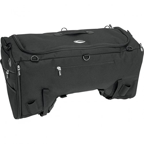 Saddlemen 3516-0037 Deluxe Sport Tail - Bags Soft Motorcycle