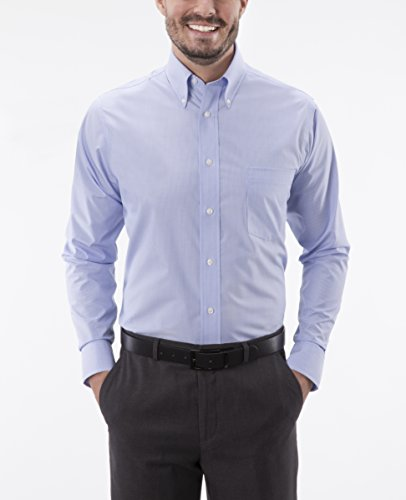 Free shipping eagle mens non iron stretch collar regular for How to stretch a dress shirt