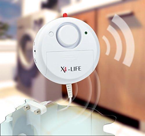 Wassermelder Wasser Detektor Wasserleck Warnung Sensor Security Wasser