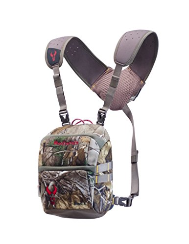 Badlands Bino X Camouflage Hunting Binocular Case, Hydration Compatible, Realtree Xtra