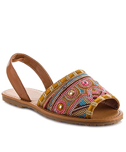 rof-womens-embroidered-tapestry-peep-toe-sling-back-flat-sandals-tan-11