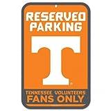 NCAA Tennessee Volunteers 11-by-17 inch Locker Room Sign
