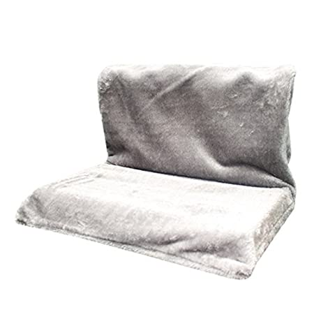 Lazzykit Hamac de Chat en Tissu Confortable Chauffage Maison de Chaton Lit de Animal Domestique Sheyu