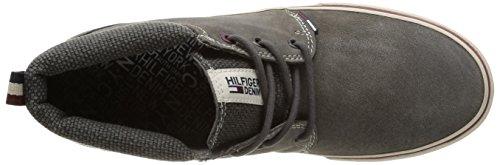 Tommy Hilfiger Vic 5C, Sneaker, Uomo Grigio (096)