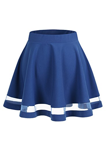 Blu Donna Wedtrend Royal Vestito Vestito Wedtrend 7RxxgqwIT