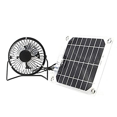 Solar Ventilator Green Energy Fan