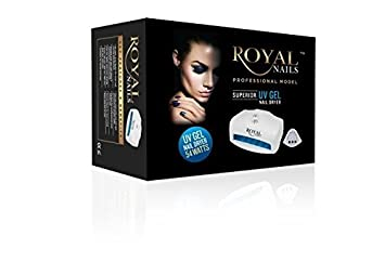 Royal Nails Professional UV Light Gel and Acrylic Nail Dryer