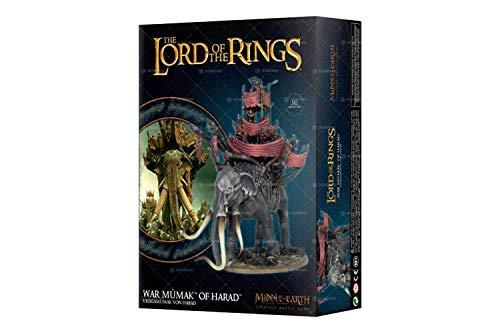 - War Mumak of Harad Lord of The Rings