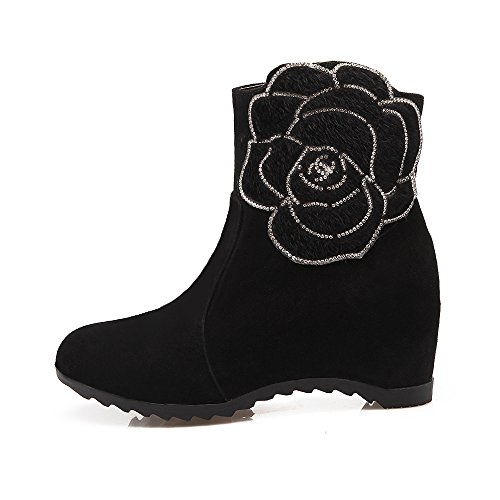 Fashion HeelAnkle Boots - Botas mujer negro