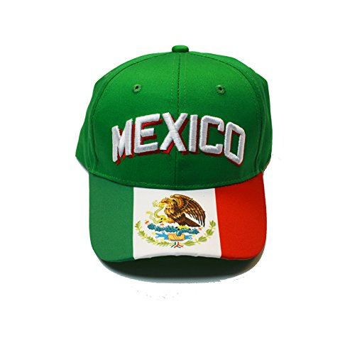 Mexico Cap Hat Any Sports Soccer World cup ()
