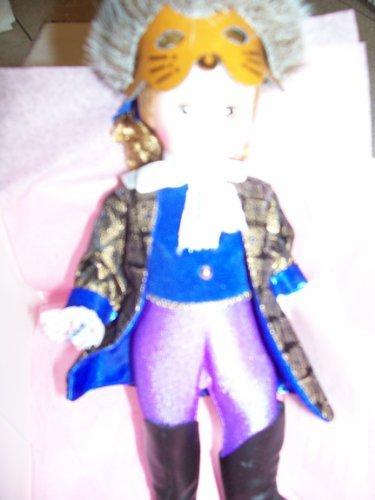 - Madame Alexander Beast Doll #140487 Storyland Series