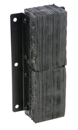 Vestil-V-1124-6-Rubber-Vertical-Laminated-Dock-Bumper-24-Length-11-Width-6-Depth