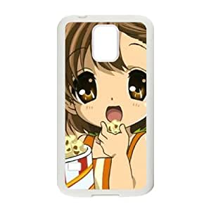 Clannad Samsung Galaxy S5 Cell Phone Case White Customized Toy pxf005_9712761