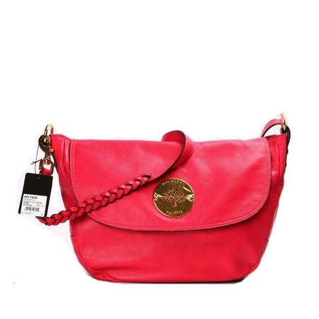 Mulberry Bag Daria Satchel Shoulder Red  Amazon.co.uk  Kitchen   Home b6472b004f