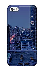 New City Tpu Skin Case Compatible With Iphone 5/5s