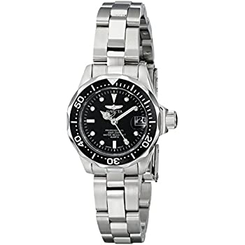Invicta Womens 8939 Pro Diver Collection Stainless Steel Watch