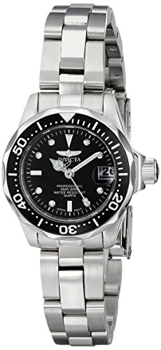 Pro Collection Ladies Lo (Invicta Women's 8939 Pro Diver Collection Stainless Steel Watch)