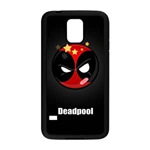 Fashion Hard Shell Snap On Slim Phone Cover Case for Samsung Galaxy S5 i9600 - Deadpool