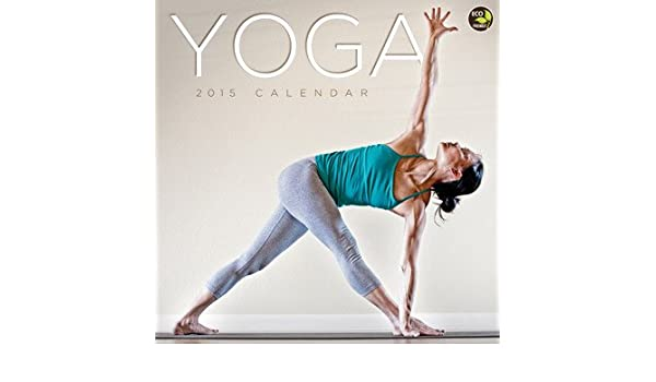 2015 Yoga Wall Calendar: [jg]: 0057126958418: Amazon.com: Books