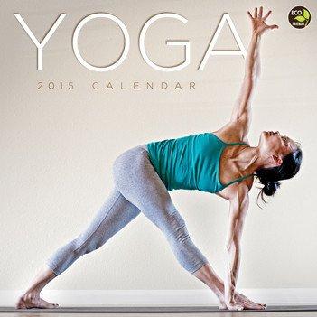 2015 Yoga Wall Calendar