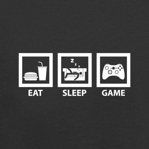 Red Bag Gamer Eat Retro Sleep Flight Dressdown Black nqZYFxY