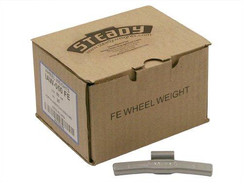 Box of 25 Coated IAW Wheel Weights 50 gram