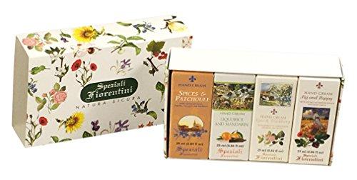 Speziali Fiorentini 4 Piece Hand Cream Gift Set Two