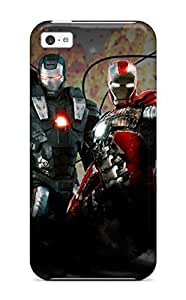 Oscar M. Gilbert's Shop 6419127K72063855 New Style Tpu 5c Protective Case Cover/ Iphone Case - Iron Man