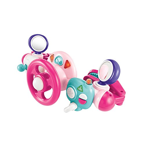 Early Learning Centre 147697 Light and Sound Buggy Driver, Pink ()
