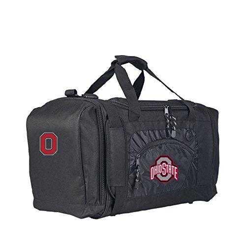 (Officially Licensed NCAA Ohio State Buckeyes Roadblock Duffel)