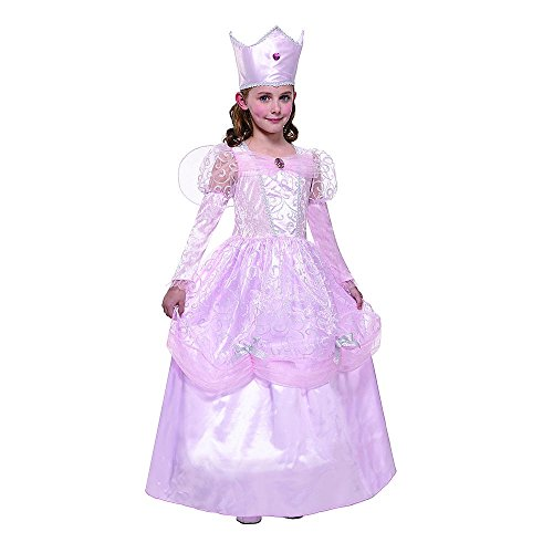Deluxe Good Fairy ~ Queen ~ Witch ~ Child Costume ~ (Glenda Good Witch Costume)