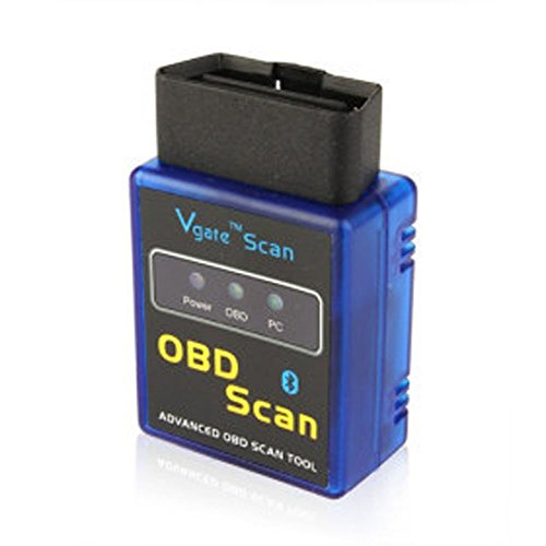 Price comparison product image Vgate Bluetooth Scan Tool OBD2 OBDII Scanner for TORQUE APP ANDROID
