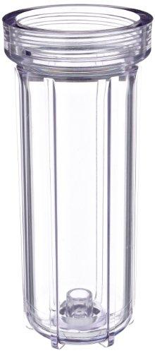 Pentek 153018 #10 Slim Line Clear Sump