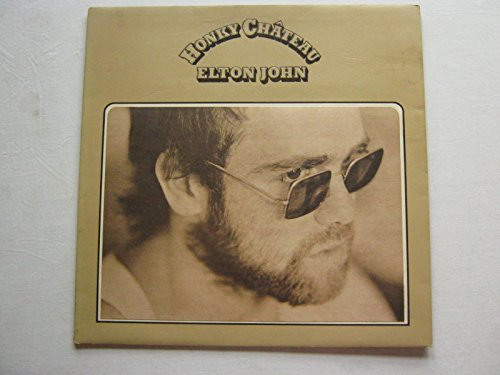 Elton John Honky Chateau LP DJM DJLPH423 EX/EX 1972 1st pressing with tabbed …