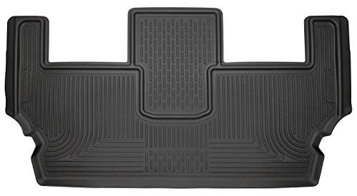 Black 3rd Seat Floor Liner (Husky Liners 14021 Black 3rd Seat Floor Liner (Fits 17-17 Pacifica))