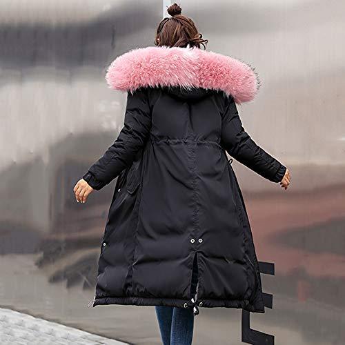 Hiver Chaud LPATTERN Long Veste Femme Matelass Blouson Doudoune Manteau wqwp1F6R