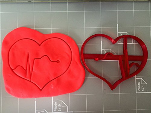 Heartbeat Cookie Cutter