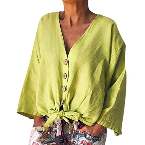 78s Clothes for Women Best Gifts for Women Oversized Shirt for Women Vests for Women Sexy Top for Women Yellow ()
