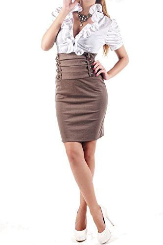 business l abendrock dreams s Laeticia Fango stiftrock femme pencil corsagenrock m xL qCpnOTw