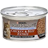 Pro Plan Ground Entrees Cat Food for Adult Cats 11+, My Pet Supplies