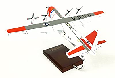Mastercraft Collection Lockheed HC-130H Hercules USCG Model Scale:1/100