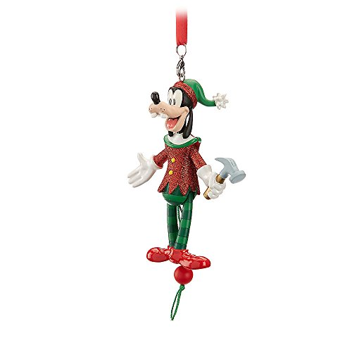 Articulated Figural - Disney Goofy Articulated Figural Ornament