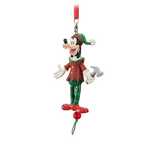 Disney Goofy Articulated Figural Ornament