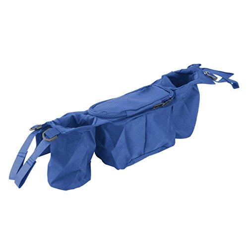 Blue Expedition Jogging Stroller - 6