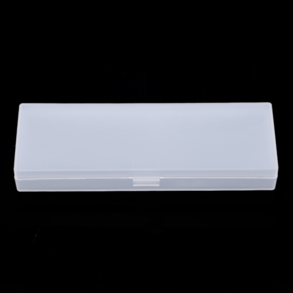 TraveT Multifunctional Plastic Pencil Box Case Storage Box For Pencils, Pens, Drill Bits, Office Supplies, Organization, Tool
